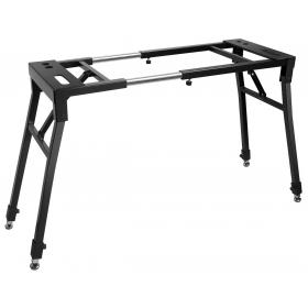 TGI Keyboard Table Fold-Away Black