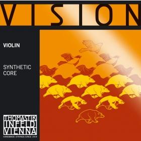 Vision Violin String C. Silver Wound