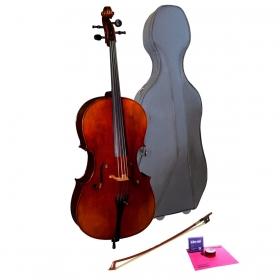 Hidersine Cello Melodioso 4/4 Outfit