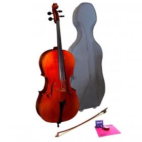 Hidersine Cello Nobile 4/4 Outfit