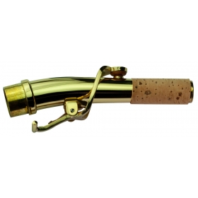 Yanagisawa Soprano Sax Neckpipe S991 Curved - Brass Lacquered