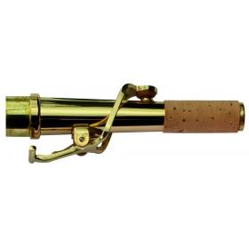 Yanagisawa Soprano Sax Neckpipe S991 Straight - Brass Lacquered