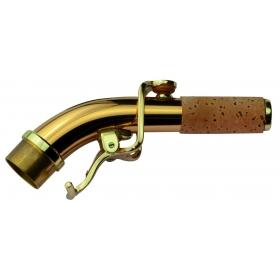 Yanagisawa Soprano Sax Neckpipe SC992 Curved - Bronze Lacquered