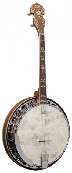 Barnes & Mullins Empress Irish-Gaelic 4-String Tenor Banjo