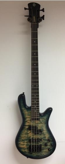Spector Bass Legend 4 Neck-Thru Faded Blue Gloss - B-Stock CL0992