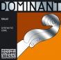 Dominant Cello String D. Chrome Wound. 1/2