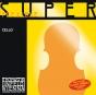 SuperFlexible Cello String C. Tungsten Wound 4/4*R