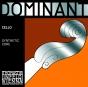 Dominant Cello String D. Chrome Wound. 1/8