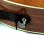Neotech Slimline Strap Guitar Black - Slimlock Endpin Connector