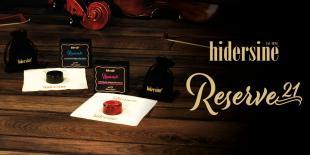 Hidersine Reserve21 Premium Rosin for Violin & Cello