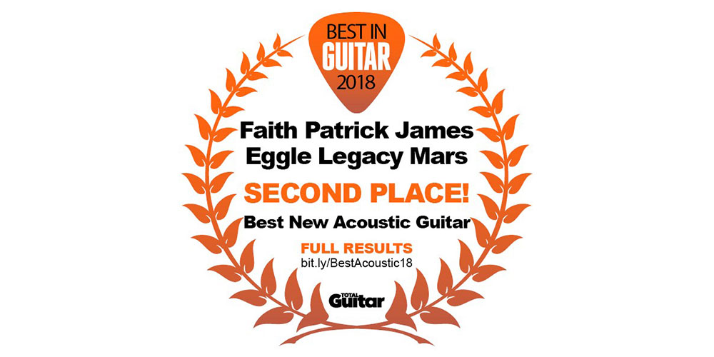 High honours for Faith Guitars
