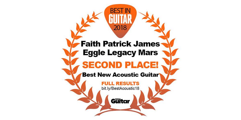 High honours for Faith Guitars