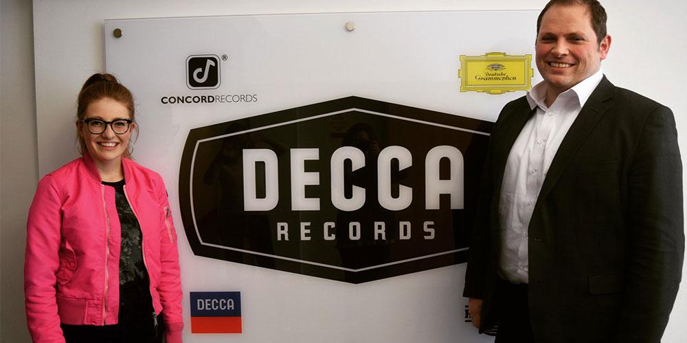 Yanagisawa Saxophones UK artist Jess Gillam signs for Decca Classics