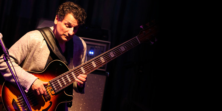 Aguilar Artist, John Patitucci, confirms London Masterclass