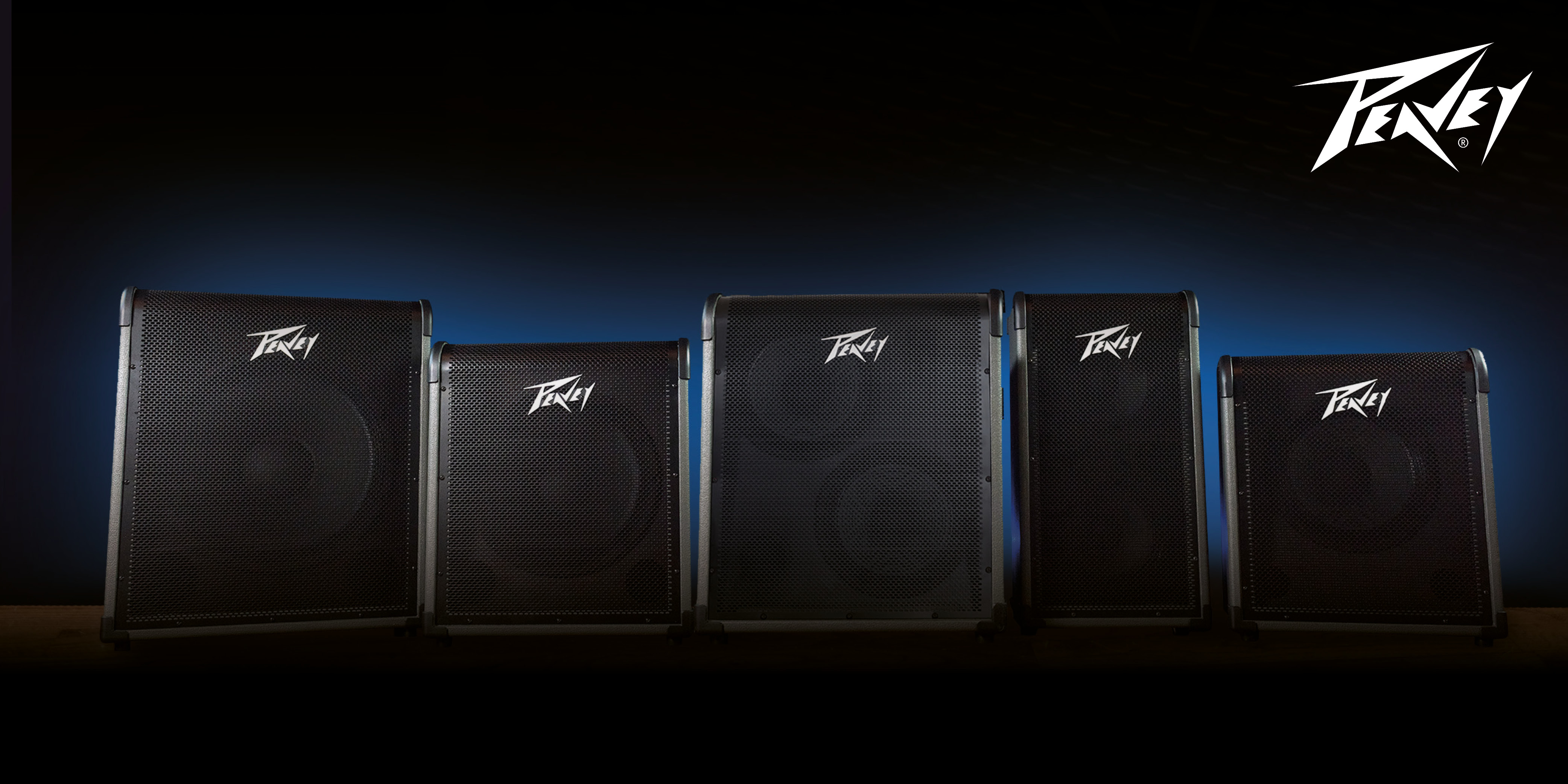 Peavey take it to the MAX® with new bass combos.