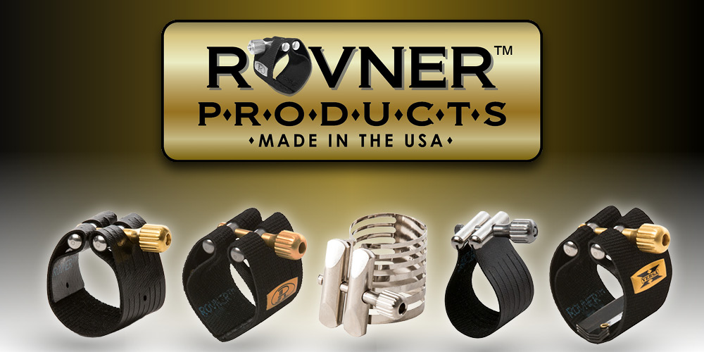 Rovner Ligatures and Accessories coming to Barnes & Mullins