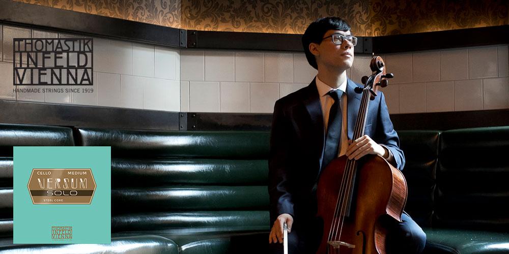 Thomastik-Infeld Versum Solo cello strings – the winning choice!