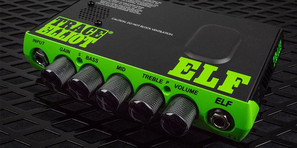 Trace Elliot ELF awarded 'Best Bass Amplifier' - MIPA 2018
