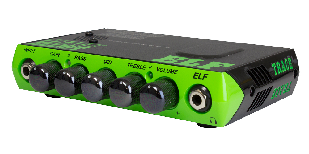 Trace Elliot ELF Bass Amplifier - Music Radar