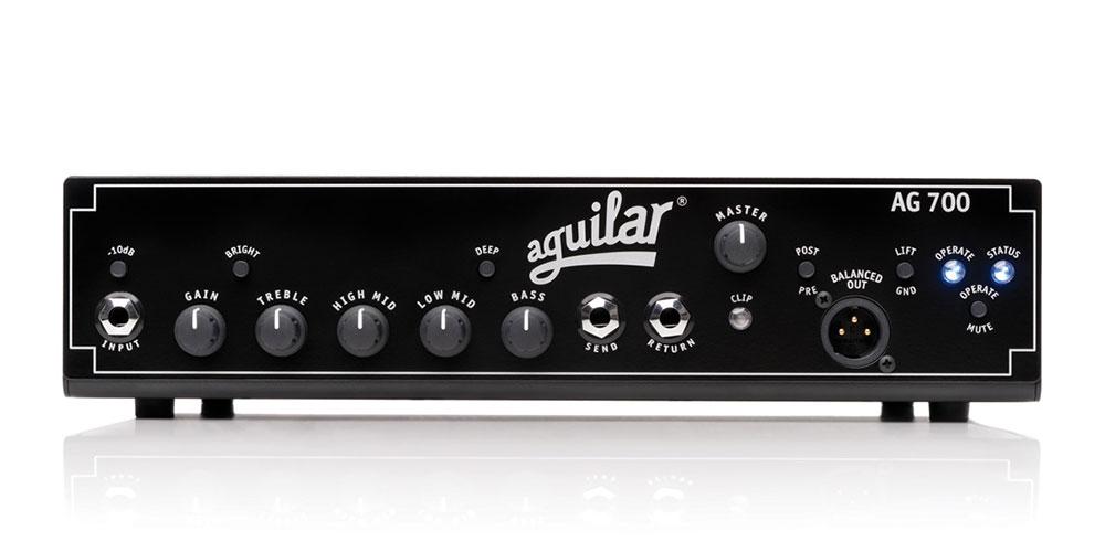 Aguilar AG700 review - Music Radar