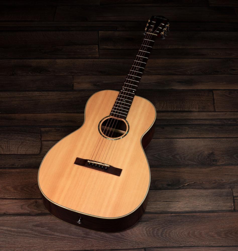 Rathbone Guitars No.6 Parlour Spruce R6SB