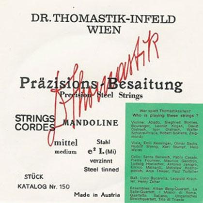 Thomastik Mandolin String SET (Medium)