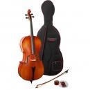 Hidersine Vivente Academy Cello 1/2 Outfit