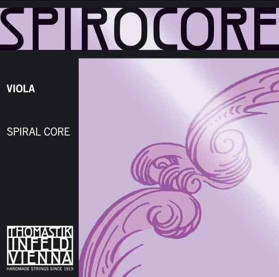 Spirocore Viola String C. Chrome Wound 38cm - 39.5cm*R