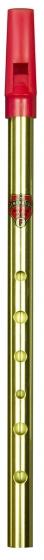 Flageolet F Brass