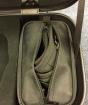 Hidersine Case Polycarbonate Violin Oblong Brushed Silver - B-Stock CL1079