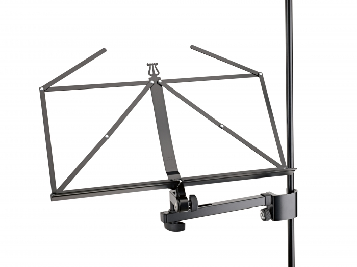 K&M Sheet Music Holder with Extension Arm