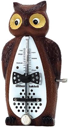 Wittner Metronome Owl Design