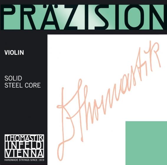 Precision Violin String G. Steel Core, Chrome 4/4