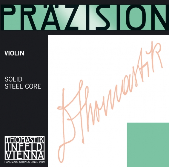 Precision Violin String G. Steel Core, Chrome 1/8