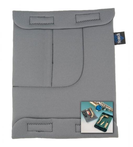 Neotech SaxPac Steel Grey