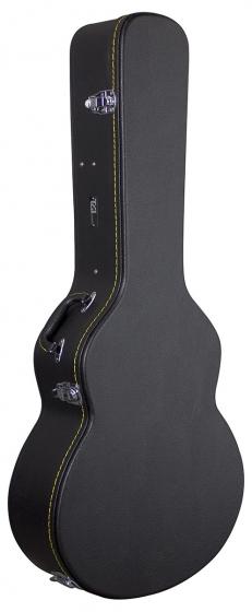 TGI Acoustic Jumbo Guitar Hardcase - J200 style - Woodshell