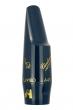 Vandoren Alto Sax Mouthpiece Jumbo Java A45 Blue