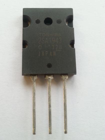 2SA1943 230V PNP TO3P