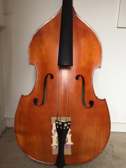 Hidersine Vivente Student Double Bass outfit 1/2 size - B-Grade Stock CL0462