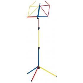 K&M Music Stand - Rainbow
