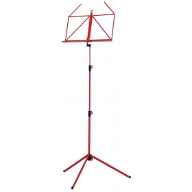 K&M Music Stand - Red