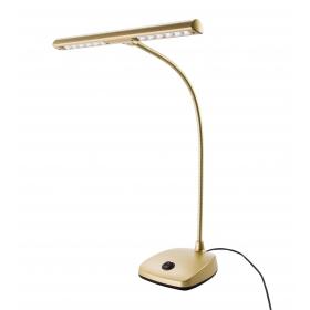 K&M Piano Lamp. Gold