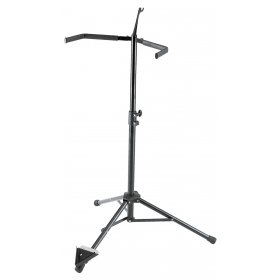 K&M Double Bass Stand Black