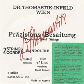 Thomastik Mandolin String D