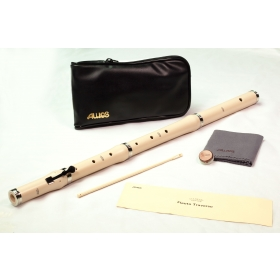 Aulos Flute Baroque AF3 Stanesby Jr.