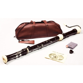 Aulos Bass Recorder 533B Symphony