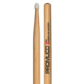 Promuco Drumsticks - Hickory 5A Nylon Tip