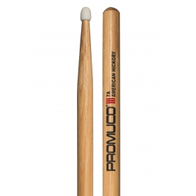 Promuco Drumsticks - Hickory 7A Nylon Tip