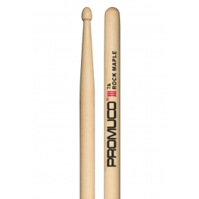 Promuco Drumsticks - Rock Maple 7A