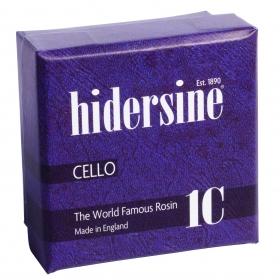 Hidersine Rosin Cello Clear Large